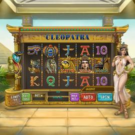 CLEOPATRA SLOT 埃及豔后