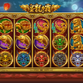 Dragon Slot 皇龍爭霸